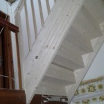 Ergänzung eines Treppenhauses!