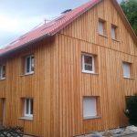 Energetisch Sanierung Fassade und Dach